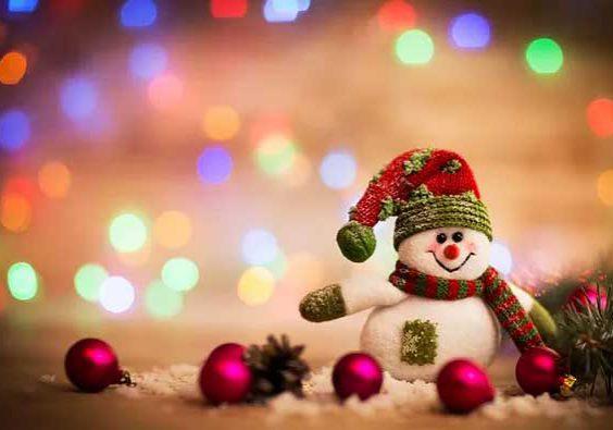 Kerstbanner